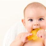 Aliviar dolor dientes bebe
